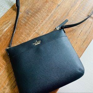 Kate Spade Crossbody Black Bag